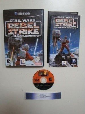 Star Wars Rogue Squadron 3 Rebel Strike