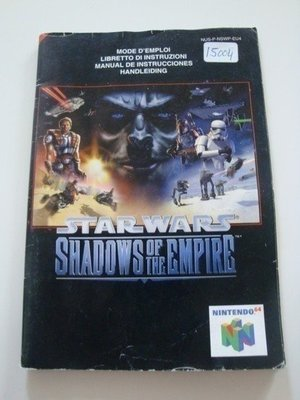 Star Wars Shadow of the Empire