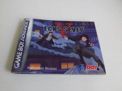 Ecks Sever