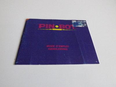 Pin-Bot (NL/FR)
