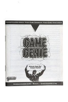 Game Genie Game Boy