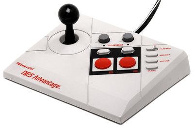 Nintendo [NES] Advantage Controller
