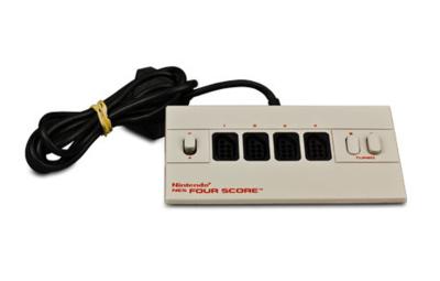 Nintendo [NES] Four Score