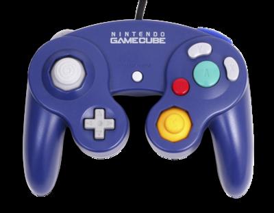 Original Nintendo Gamecube [NGC] Controller Purple