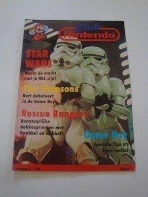 Club Nintendo Jaargang 4 - Uitgave 1