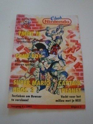 Club Nintendo Jaargang 4 - Uitgave 2