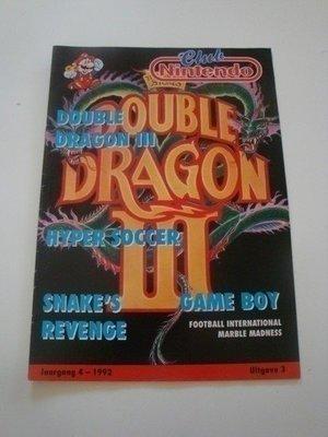 Club Nintendo Jaargang 4 - Uitgave 3