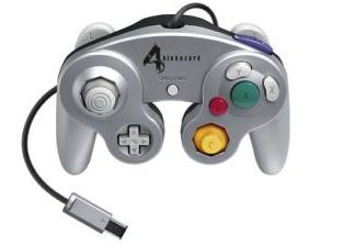 Original Nintendo Gamecube [NGC] Controller Resident Evil Edition