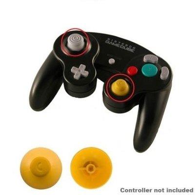 GameCube Thumbstick-Aufsatz (Gelb)