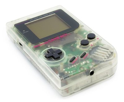 Gameboy Classic Transparent