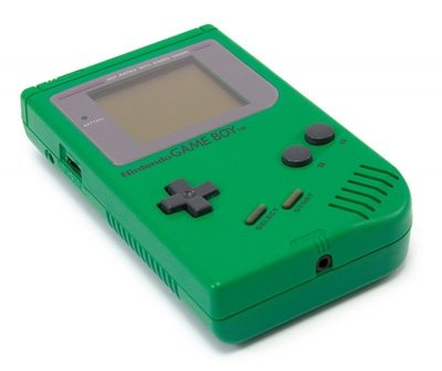 Gameboy Classic Green