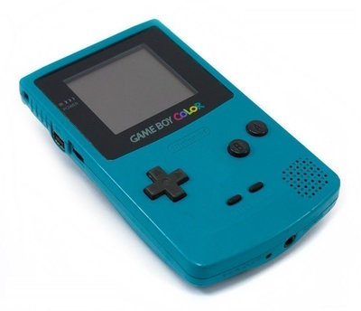 Nintendo Gameboy Color Blue