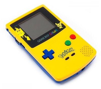 Gameboy Color Pikachu