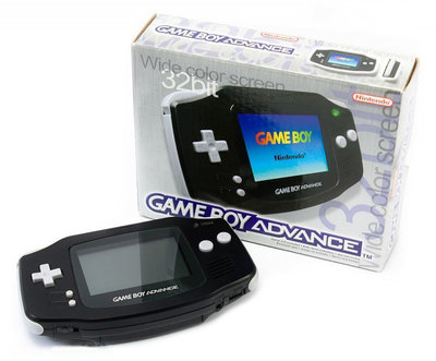 Gameboy Advance Black [Complete]