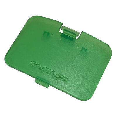 Nintendo 64 [N64] Konsole Cover Jungle Green