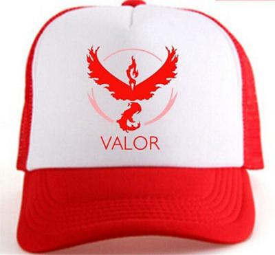 Pokemon Go - Original Team Valor Kappe