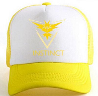 Pokemon Go - Original Team Instinct Kappe