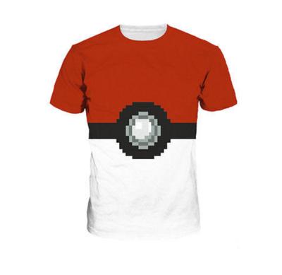 Pokemon Go - Pokebal Männer Shirt