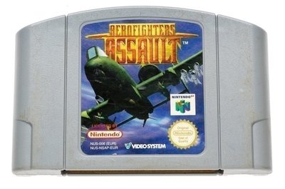 Aerofighters Assault
