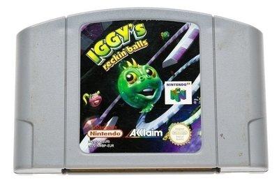 Iggy's Reckin' Balls