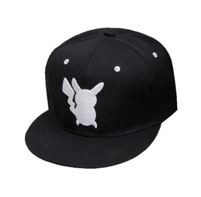 Pokemon Go - Pikachu Kappe Snapback Edition Black