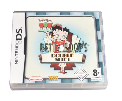 Betty Boop's Double Shift