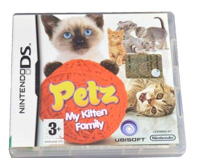Petz My Kitten Family
