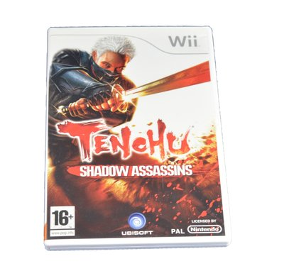 Tenehu Shadow of Assassins