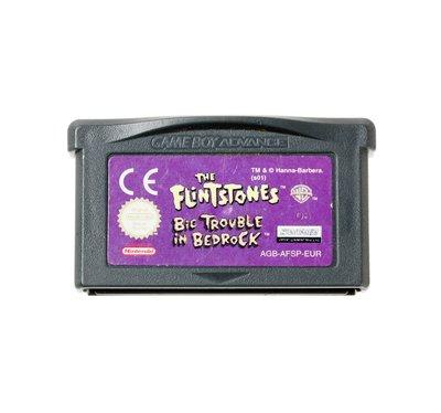 The Flintstones Big Trouble in Bedrock