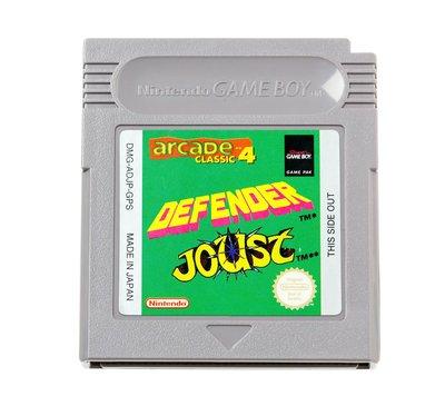 Defender Joust