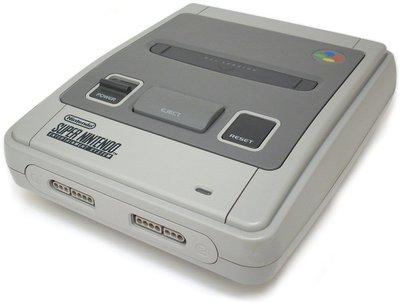 Super Nintendo [SNES] Konsole