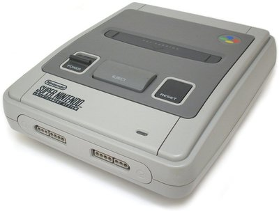 Super Nintendo [SNES] Konsole Premium