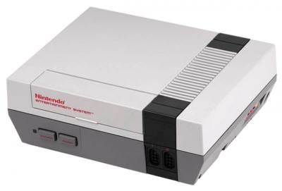 Nintendo [NES] Konsole