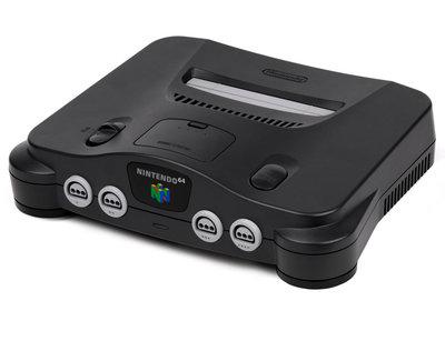Nintendo 64 [N64] Konsole