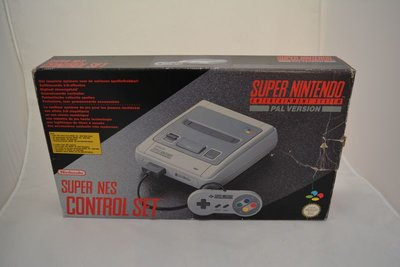 Super Nintendo Control Set