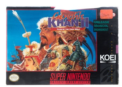 Genghis Khan 2 [NTSC]