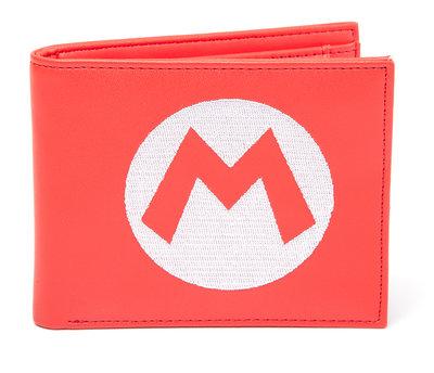 Mario Logo Wallet