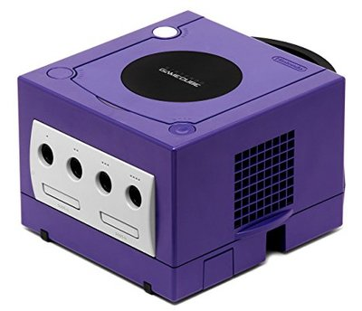 Nintendo Gamecube [NGC] Console Purple (Budget)
