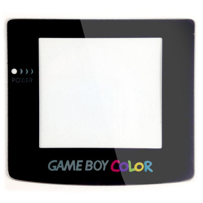 Gameboy Color Screen Lens