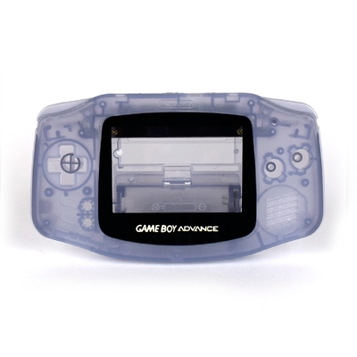 Game Boy Advance Shell Blueberry