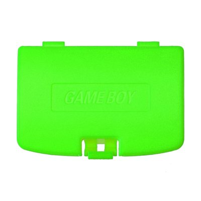 Game Boy Color Batteriedeckel (Lime)
