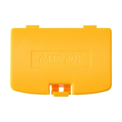 Game Boy Color Batteriedeckel (Yellow)