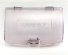Game Boy Color Batteriedeckel (Clear Purple)