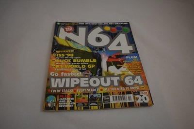 N64 Magazine Issue 20