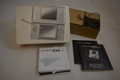 Nintendo DS Silver (Complete)