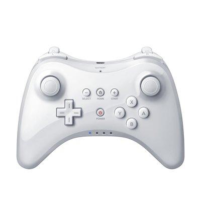 Neue Wii U Pro Controller Weiß