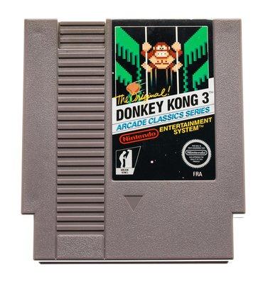 Donkey Kong 3 Arcade Classics