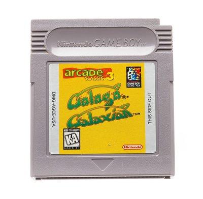 Arcade Classic No. 3: Galaga & Galaxian