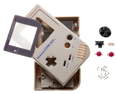 Game Boy Classic Shell Original