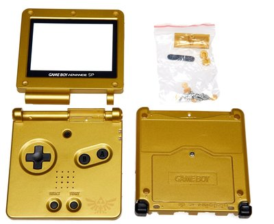 Game Boy Advance SP Shell Zelda Edition